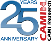25th Anniversary Corporate Logo