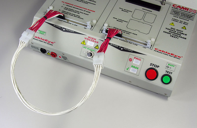 4 Wire Testing Resistance Measurement To Within 1m
