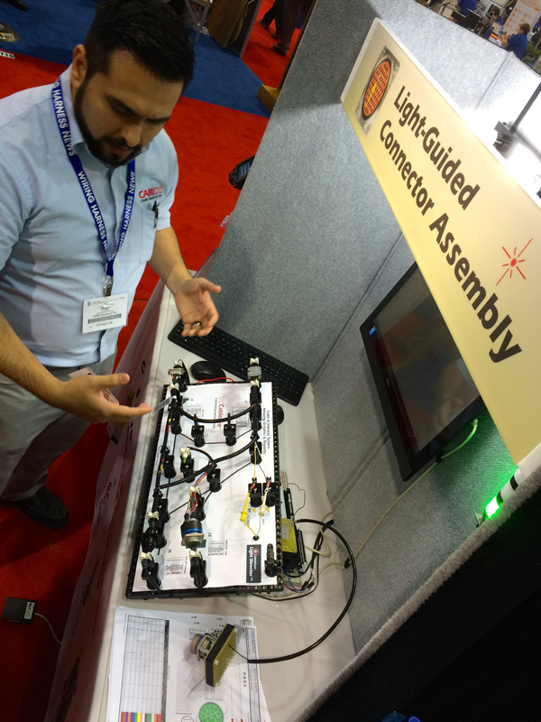 smart test station cable & harness testers cableeye wpt expo cami research wire harness show milwaukee at highcare.asia