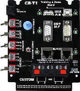 CB-T1 Training Board