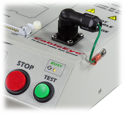 Remote Control High Voltage Tester