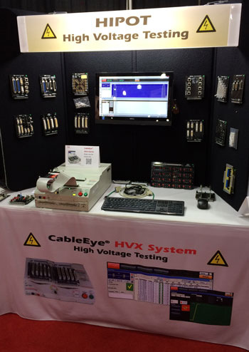 Cable Amp Harness Testers Cableeye Wpt Expo Cami Research