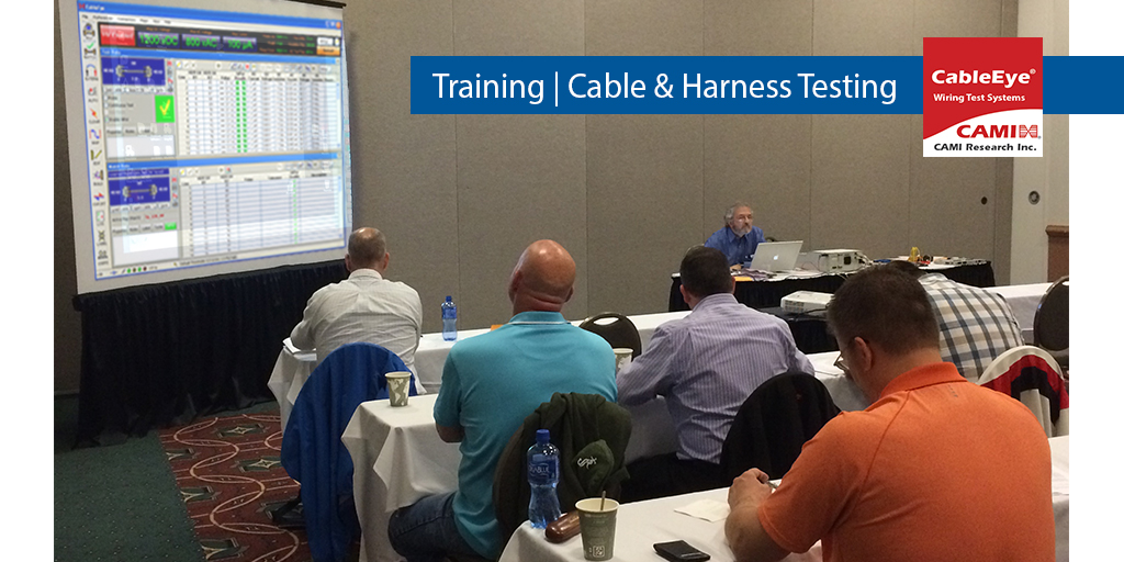 training expo cable & harness testers cableeye wpt expo cami research wire harness expo 2017 at bayanpartner.co